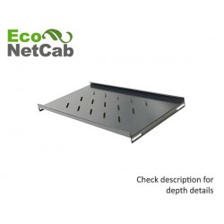 Fixed shelf for 550mm deep EL rack CABSHELF-EL550