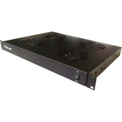 4-way rack mount fans CABFAN-FE-4R