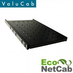 Telescopic shelf for 600mm deep ECO NetCab CABSHELF-TELE-FE-600