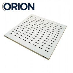 Fixed vented shelf for Orion racks 600mm deep - standard duty FS350