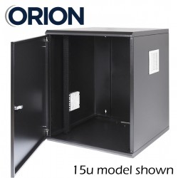 9u 600x600 acoustic wall rack network comms data cabinet ARW9-6-6