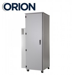 42u 600x800 Air conditioned server rack cabinet IP rated enclosure AC42-6-8-230V-1.5W