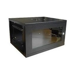 9u 550mm deep EL wall mount rack cabinet CAB-W9U-EL550