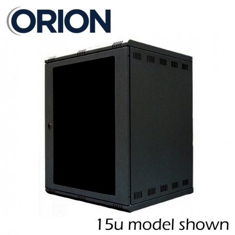 21u 600x400 large wall mount data comms rack network cabinet WM21-6-40 black or grey
