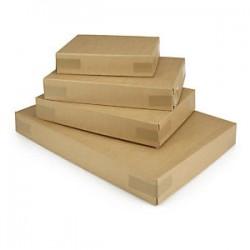 Flatpack delivery for floor standing rack